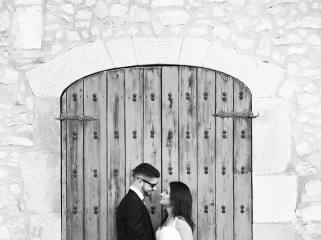 La boda de Joel y Maria Jose en Sant Cugat Sesgarrigues, Barcelona 98