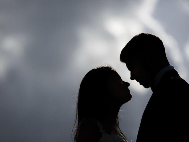 La boda de Joel y Maria Jose en Sant Cugat Sesgarrigues, Barcelona 100