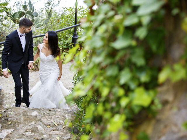 La boda de Joel y Maria Jose en Sant Cugat Sesgarrigues, Barcelona 103