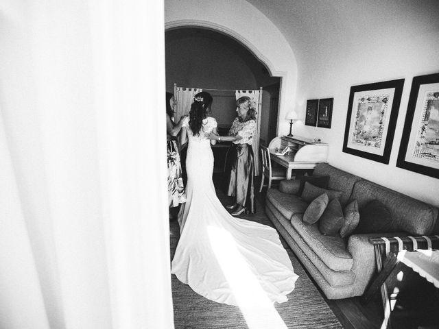 La boda de Alvar y Eva en Llafranc, Girona 13