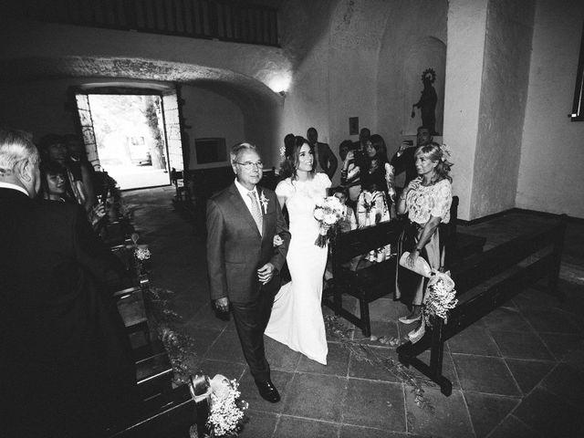 La boda de Alvar y Eva en Llafranc, Girona 20