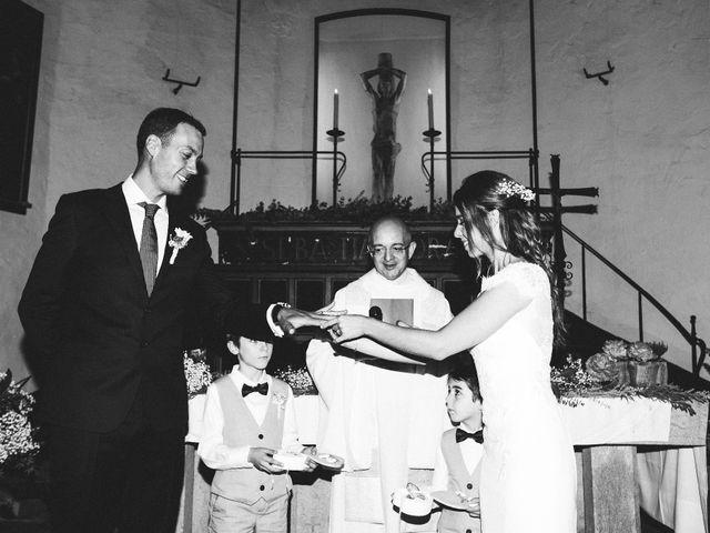 La boda de Alvar y Eva en Llafranc, Girona 24