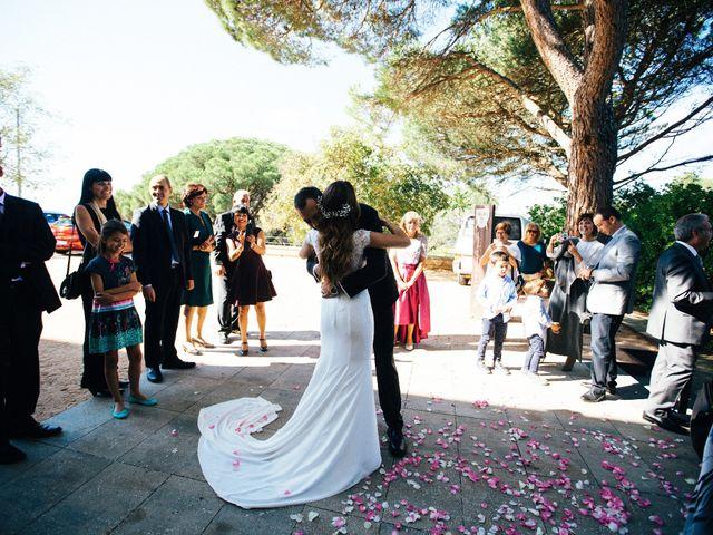 La boda de Alvar y Eva en Llafranc, Girona 25
