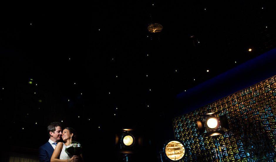 La boda de Joan y Rocio en Zaragoza, Zaragoza