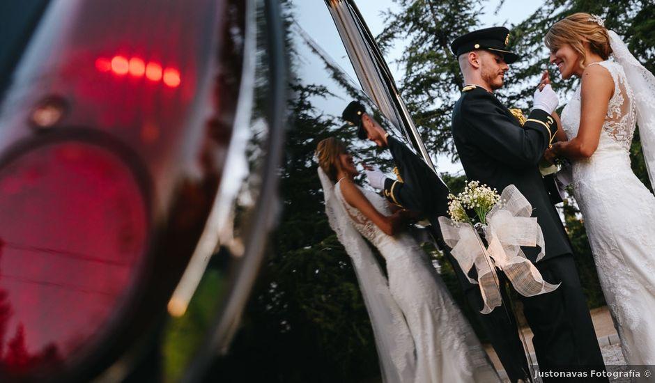 La boda de Angel y Leire en Torrelodones, Madrid