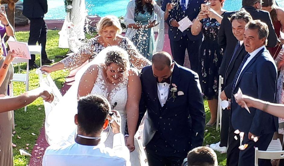 La boda de Fran y Céline en Galdar, Las Palmas