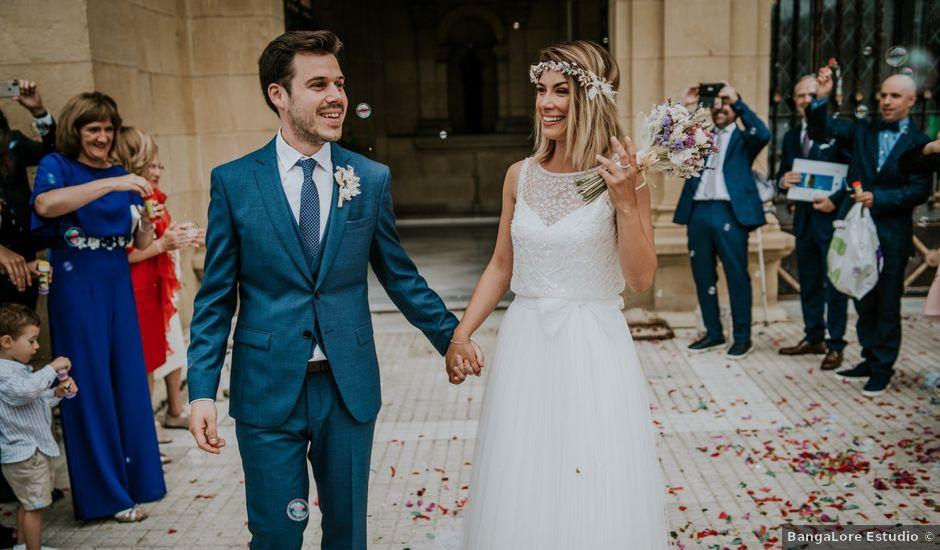 La boda de Diego y Nekane en Donostia-San Sebastián, Guipúzcoa