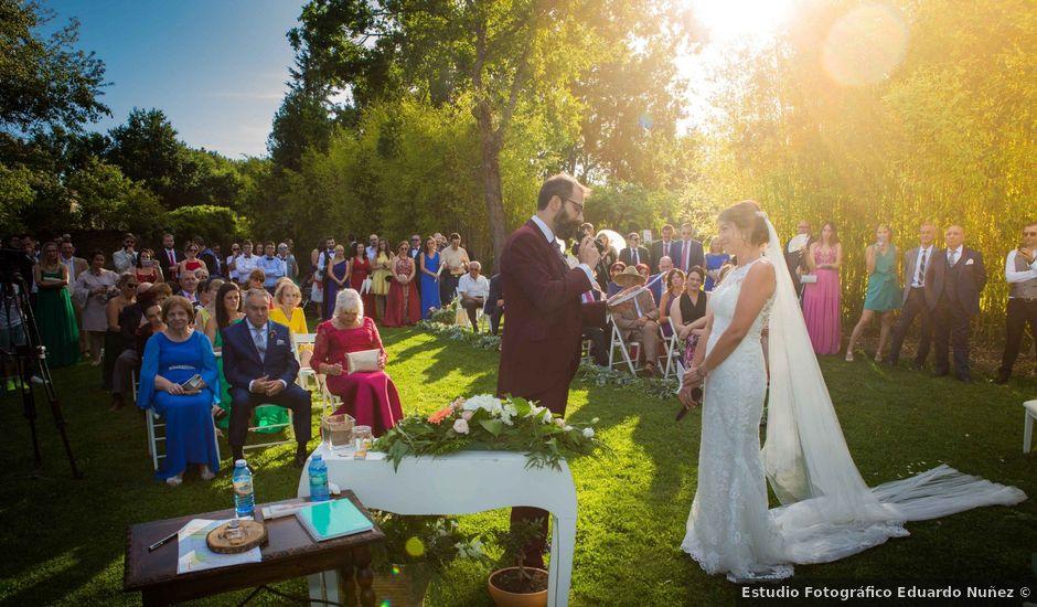 La boda de Jorge y Ocarina en Ourense, Orense