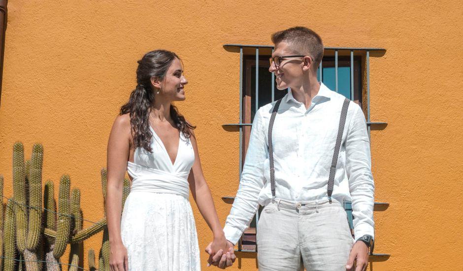 La boda de Marcos y Berta en Sant Antoni De Calonge, Girona