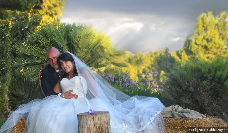 La boda de Jose y Verónica en Cervello, Barcelona