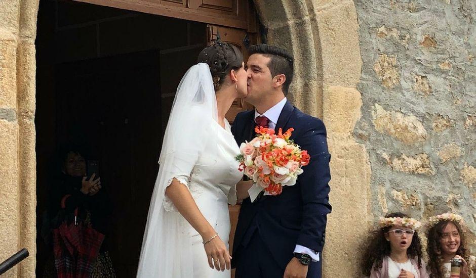 La boda de Juanma y Maria en Cabezabellosa, Cáceres