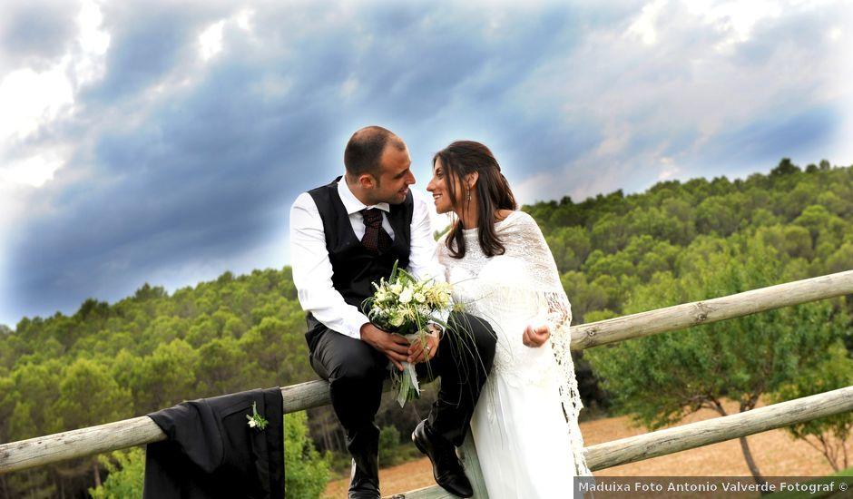 La boda de Jordi y Gloria en Pontos, Girona