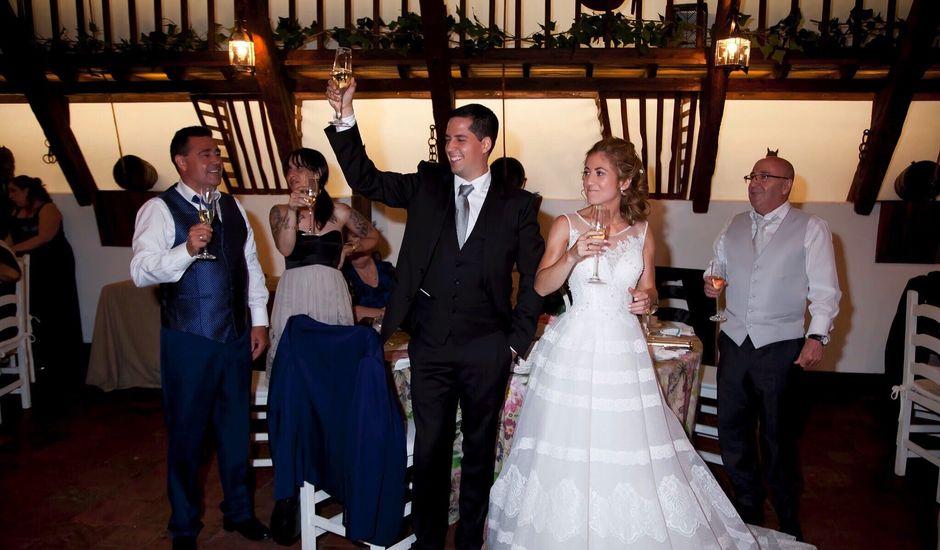 La boda de Julian y Pepi  en El Negralejo, Madrid