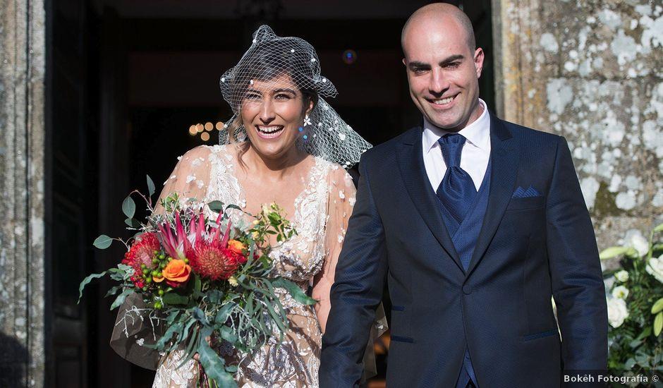 La boda de Jacobo y Susana en Santiago De Compostela, A Coruña