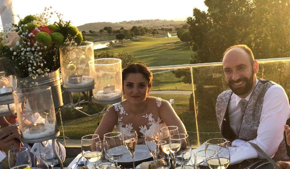 La boda de Nuria y Roberto en Alalpardo, Madrid