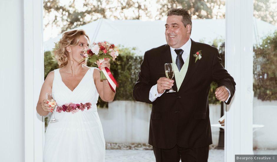 La boda de Oscar y Gemma en Arganda Del Rey, Madrid