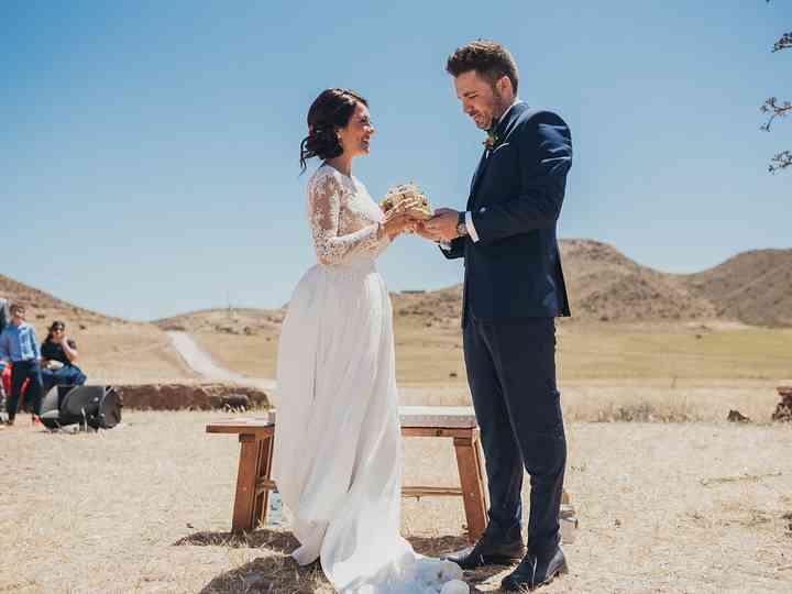 La boda de Alejandro y Rocío