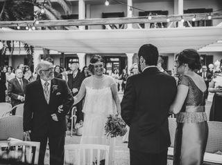 La boda de Bea y Rubén