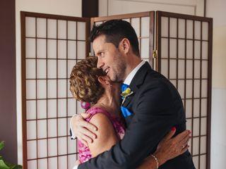 La boda de Adriana y Raúl 2