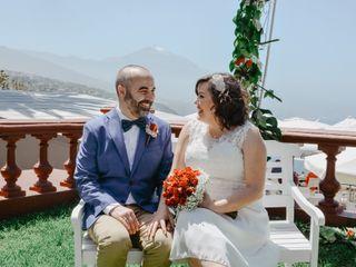 La boda de Noemi y Diego