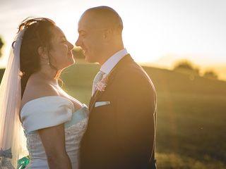 La boda de Yineth y Juan Carlos