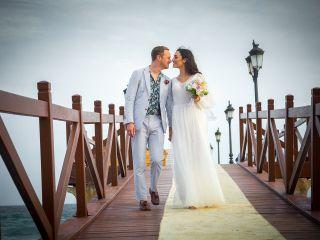 La boda de Marcos y Noemi