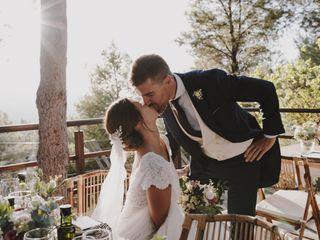 La boda de Macarena y Francis
