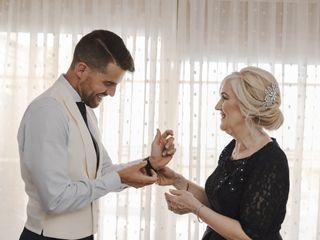 La boda de Macarena y Francis 3