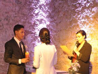 La boda de Miriam y Santy 1
