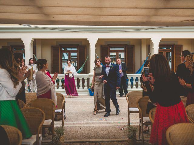 La boda de Rubén y Bea en Benicàssim/benicasim, Castellón 18