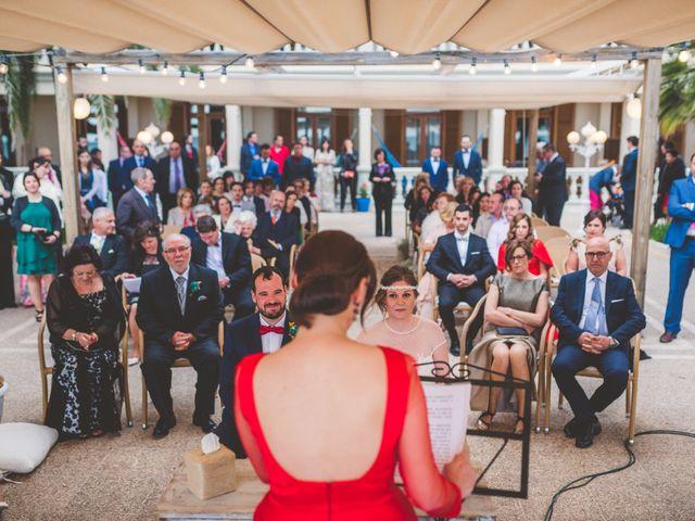 La boda de Rubén y Bea en Benicàssim/benicasim, Castellón 20