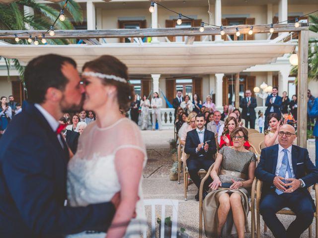 La boda de Rubén y Bea en Benicàssim/benicasim, Castellón 22