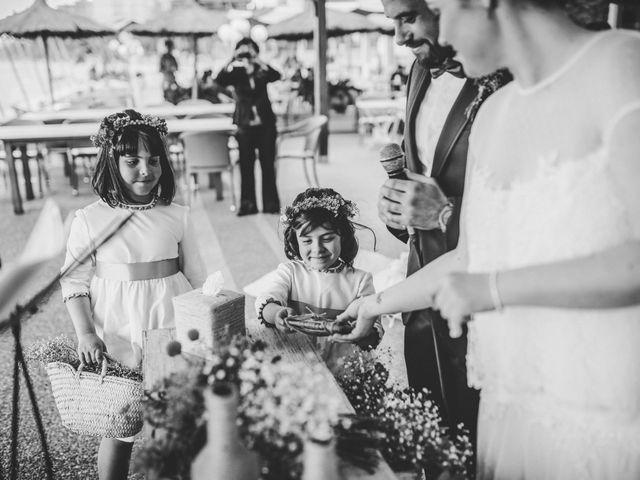 La boda de Rubén y Bea en Benicàssim/benicasim, Castellón 45