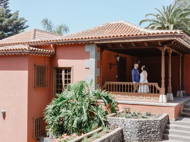 La boda de Diego y Noemi en El Sauzal, Santa Cruz de Tenerife 3