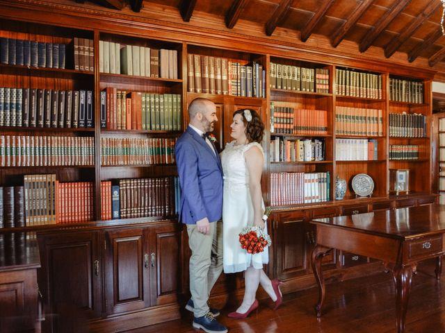 La boda de Diego y Noemi en El Sauzal, Santa Cruz de Tenerife 9