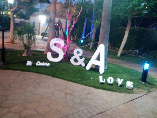 La boda de Antonio y Sonia en Almería, Almería 4