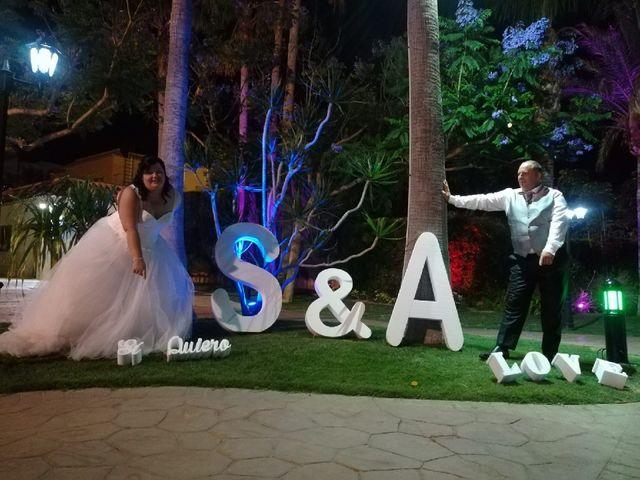 La boda de Antonio y Sonia en Almería, Almería 5