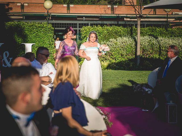 La boda de Juan Carlos y Yineth en Madrid, Madrid 47