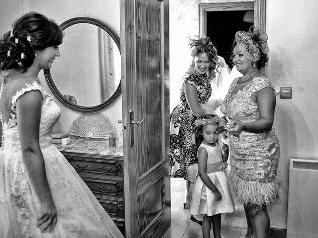 La boda de David y Sara en Puertollano, Ciudad Real 15