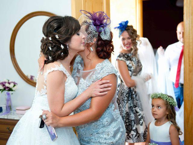 La boda de David y Sara en Puertollano, Ciudad Real 16
