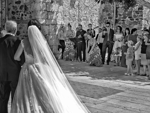 La boda de David y Sara en Puertollano, Ciudad Real 20