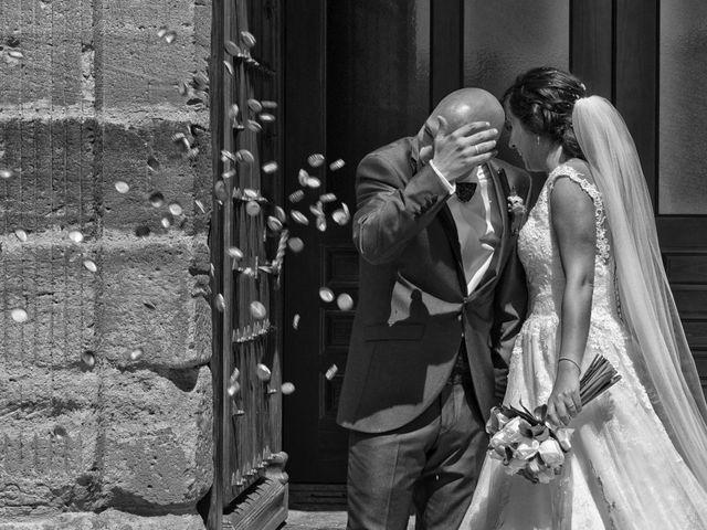 La boda de David y Sara en Puertollano, Ciudad Real 22