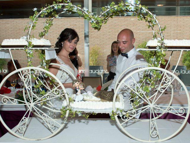 La boda de David y Sara en Puertollano, Ciudad Real 27