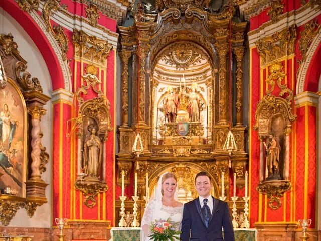 La boda de Carlos y Raquel en Alhaurin De La Torre, Málaga 3