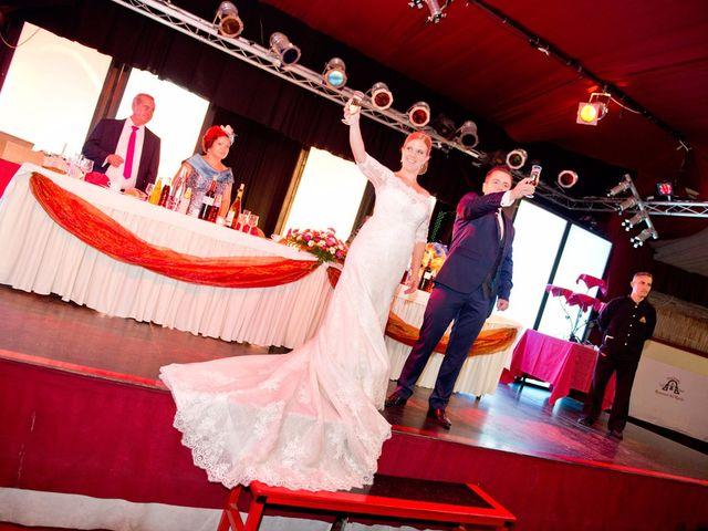 La boda de Carlos y Raquel en Alhaurin De La Torre, Málaga 2