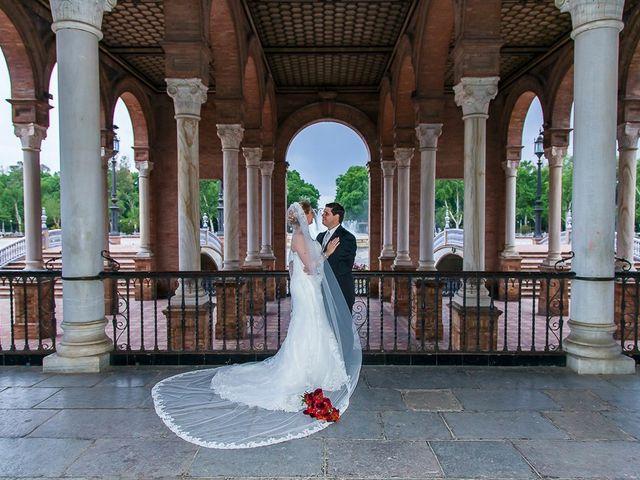 La boda de Andreia y Alfonso