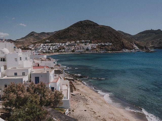 La boda de Rocío y Alejandro en San Jose, Almería 3