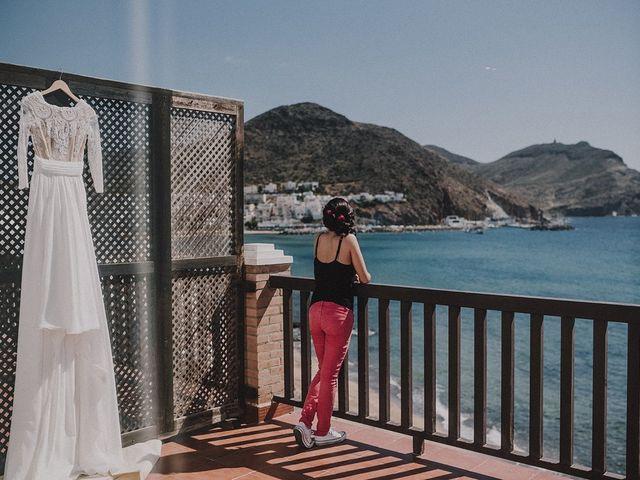 La boda de Rocío y Alejandro en San Jose, Almería 9
