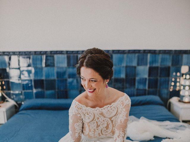 La boda de Rocío y Alejandro en San Jose, Almería 15