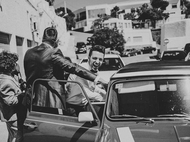 La boda de Rocío y Alejandro en San Jose, Almería 35
